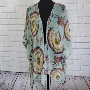 EASTER SALE Umgee kimono size Medium/Large